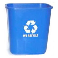 Recycling Waste Basket