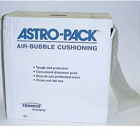 Boxed Bubble Wrap