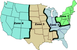 Shipping Zones - Free Shipping Zone 1